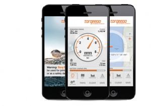 torqeedo App Slider